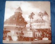 Hotel Del Coaster #2 – white