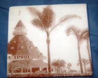 Hotel Del Coaster #3 – white