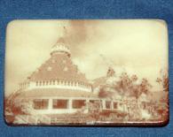 Hotel Del #1 magnet – ivory