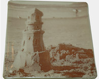 Custom Photo Small Plate